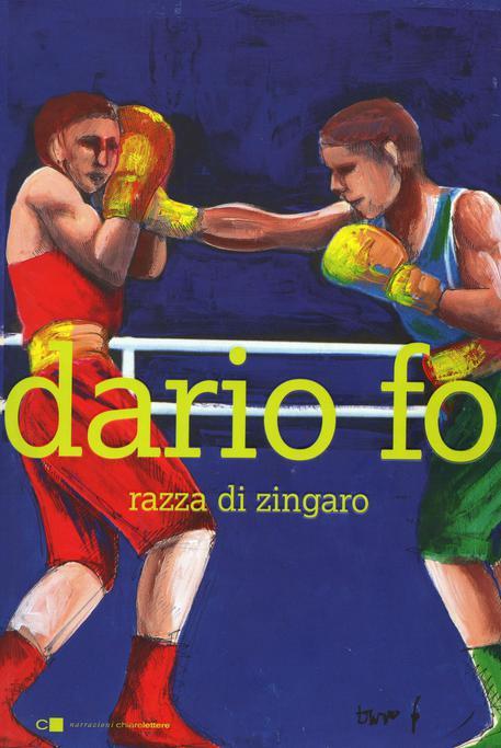 Libro del giorno - Dario Fo